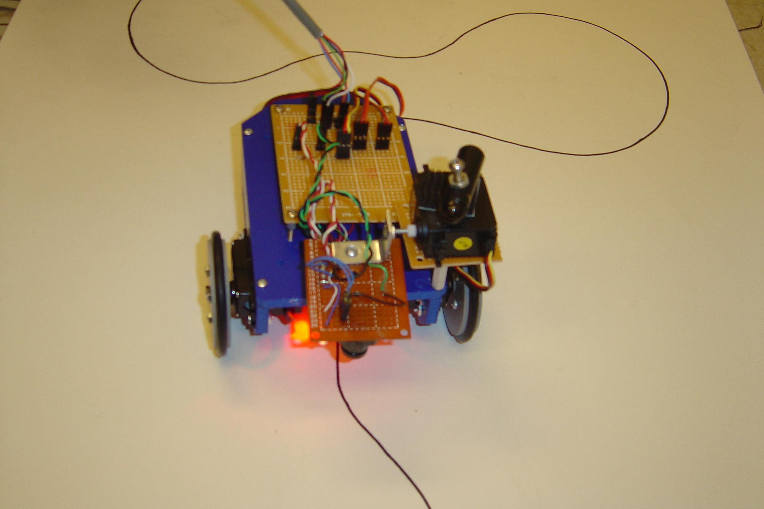 HERY ALMUSLIM: Tutorial Mudah membuat robot Arduino
